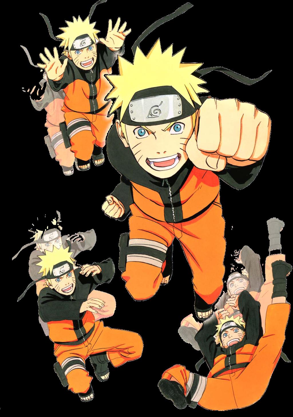 . PlusPng.com Render Naruto Shippuden PNG HD by WallPB by WallPB - PNG Naruto