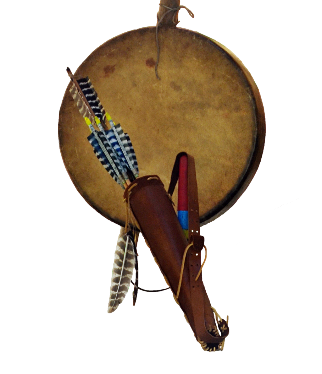 . PlusPng.com Native American Indian Arrow Stock Photo 0072 PNG by annamae22 - PNG Native American