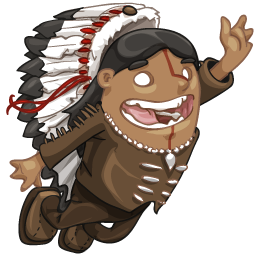 PNG ICO ICNS MORE · american PlusPng.com  - PNG Native American