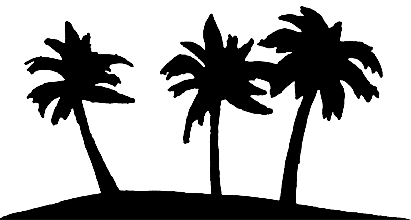 A Perfect World - Clip Art: Nature - PNG Nature Black And White