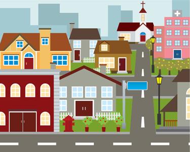 PNG Neighborhood - 74698