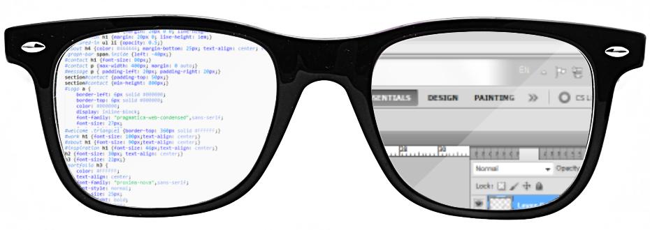 PNG Nerd Glasses - 74981