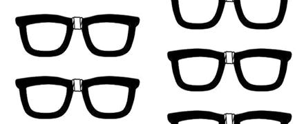 PNG Nerd Glasses - 74986