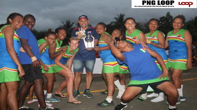 Alotau clean sweeps PNG netball champs - PNG Netball