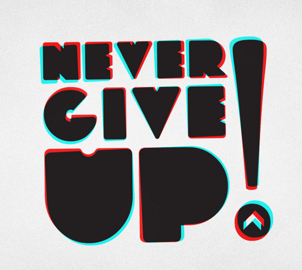 PNG Never Give Up - 78512