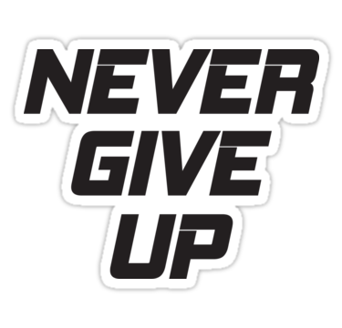 PNG Never Give Up - 78514