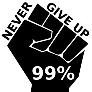 PNG Never Give Up - 78513