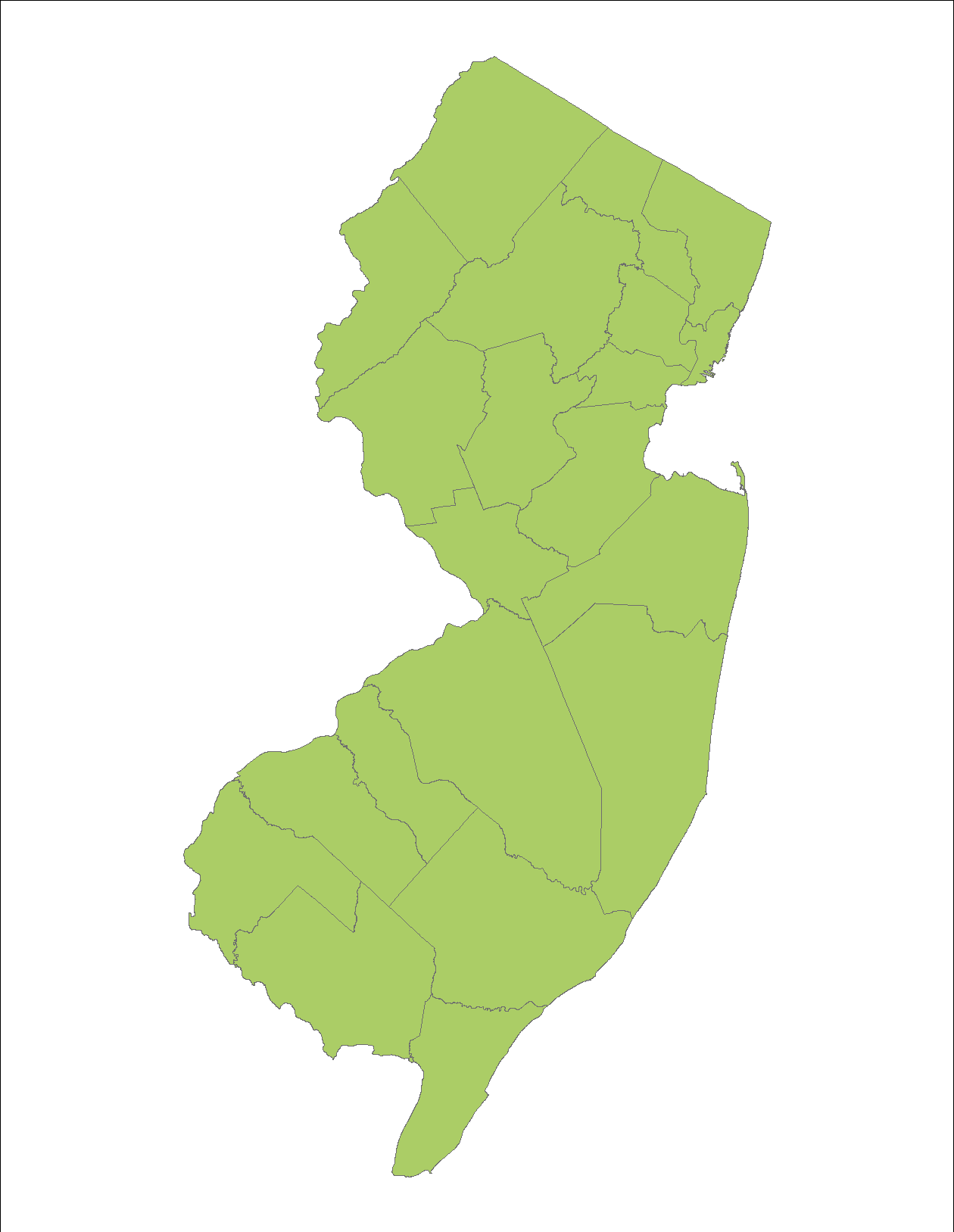 PNG New Jersey - 74347