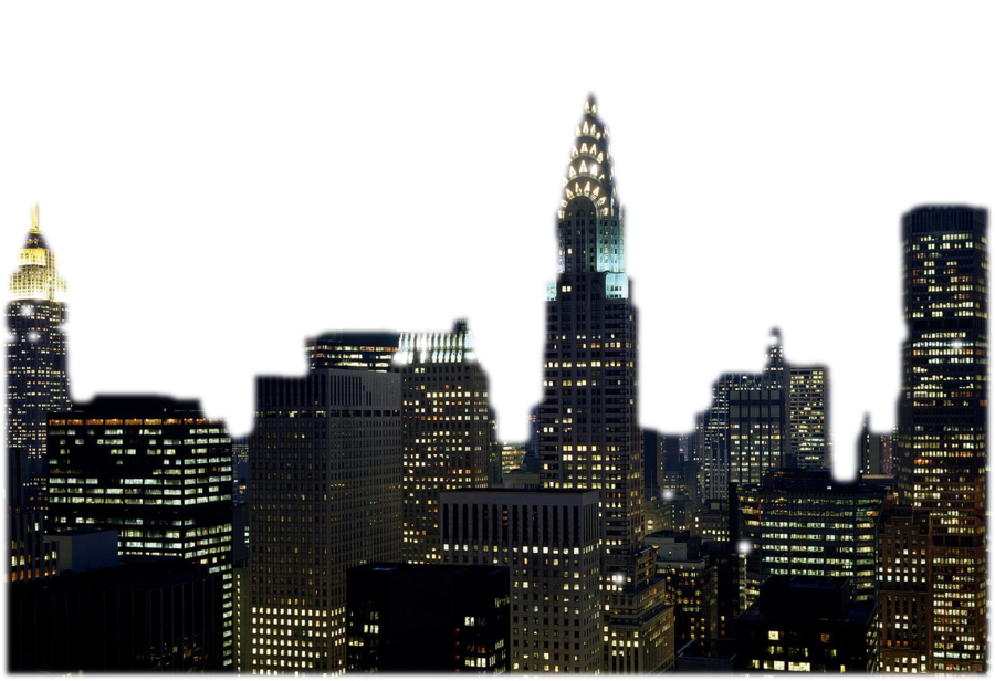New York City PNG HQ by NatyJonasProductions PlusPng.com  - PNG New York