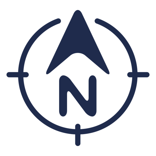 North arrow ubication png - PNG North Arrow