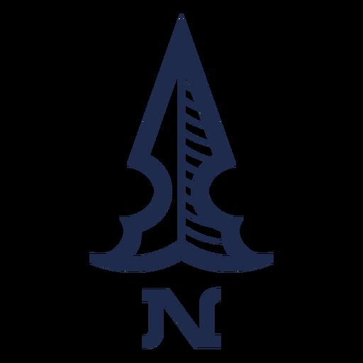 PNG North Arrow - 73925