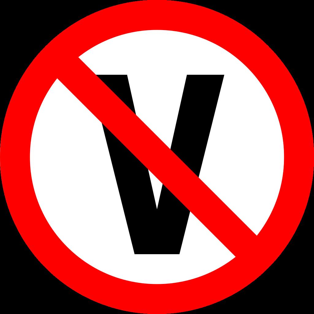 File:No Vandalism.svg - PNG Not