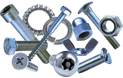 NutsBolts.png - PNG Nuts And Bolts