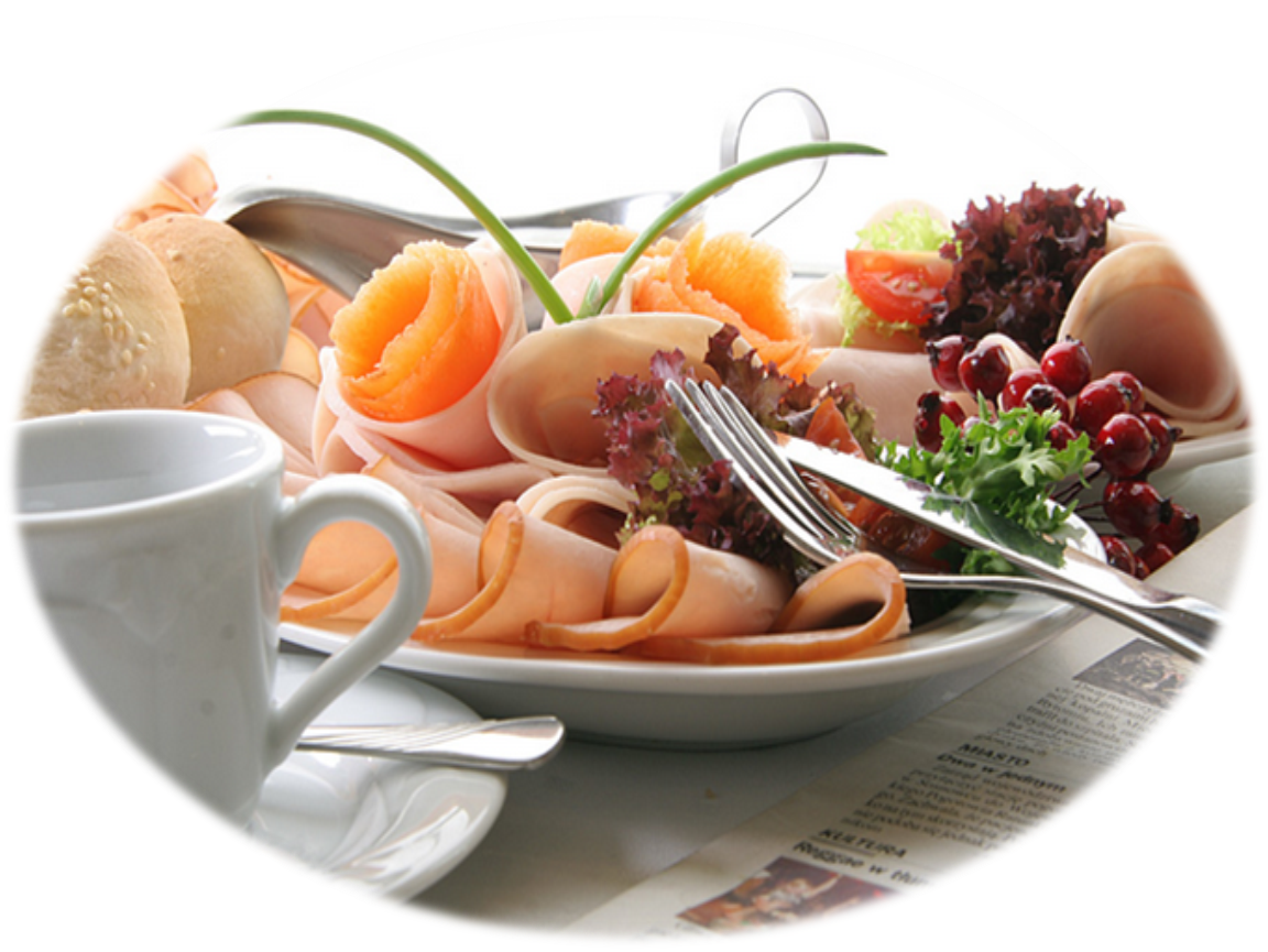 Polecam u2013 u201eNa śniadanie, na obiad, na kolacjęu201d - PNG Obiad