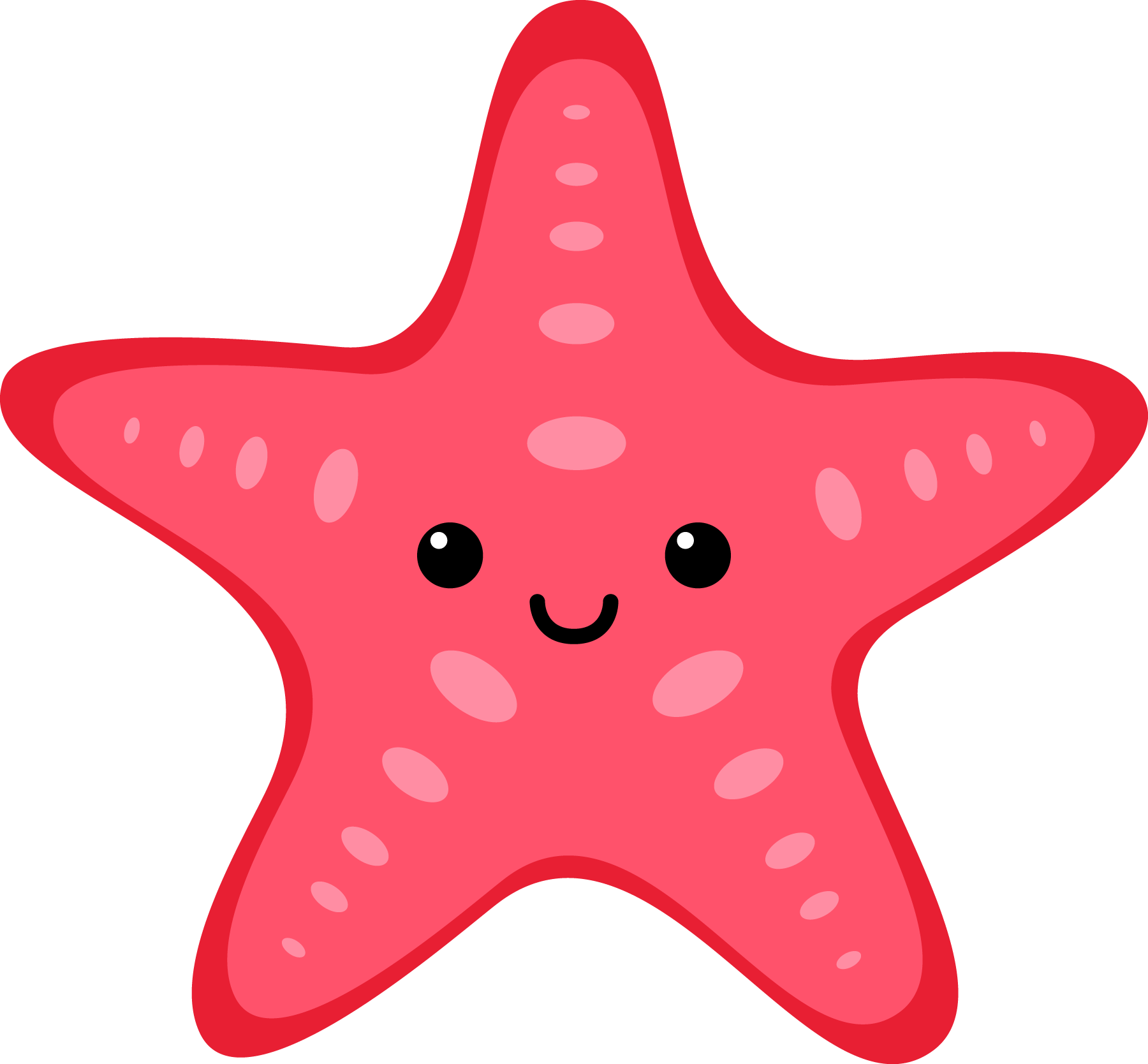 Cliparts Sea Creatures #2572919 - PNG Ocean Animals