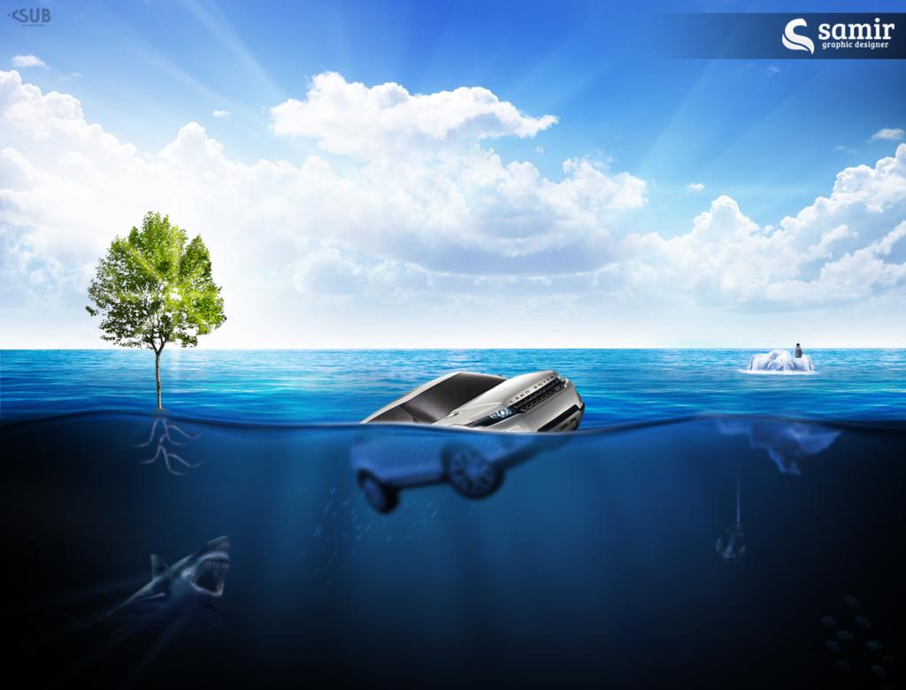 PNG Ocean - 77963