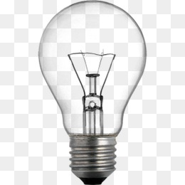 light bulb, Light Bulb, Light, Bulb PNG Image and Clipart - PNG Of A Light Bulb