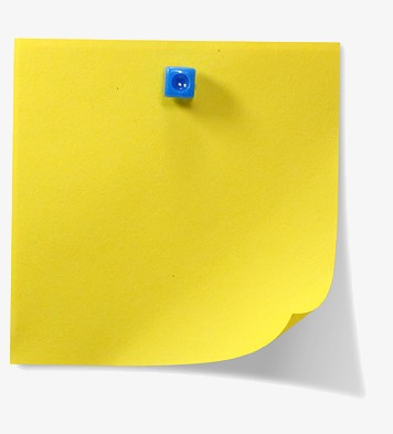 color paper notes, Sticky, Note, Paper Notes PNG Image and Clipart - PNG Of A Note