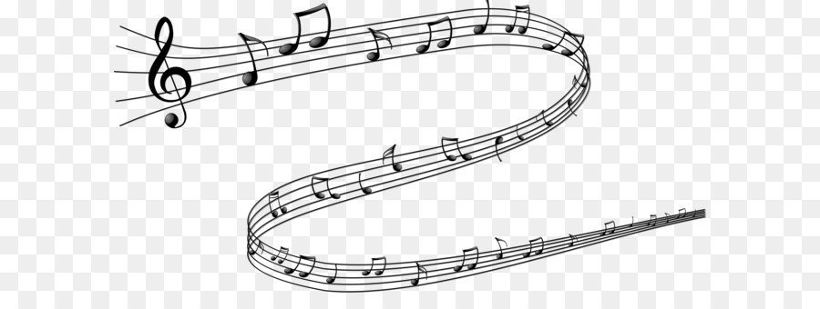 Surprising Design Ideas Transparent Music Notes Puppy Coloring Pages  Musical Note Drawing Clip Art Png Download - PNG Of A Note