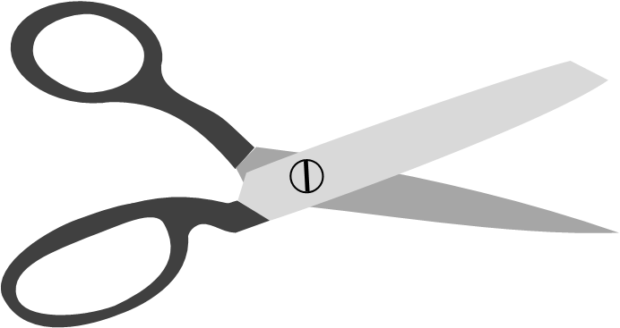For the simple scissors, the animation is pretty simple; simultaneous 20  degree Spins. Make the duration fairly short for a satisfying u201csnipu201d: - PNG Of A Pair Of Scissors