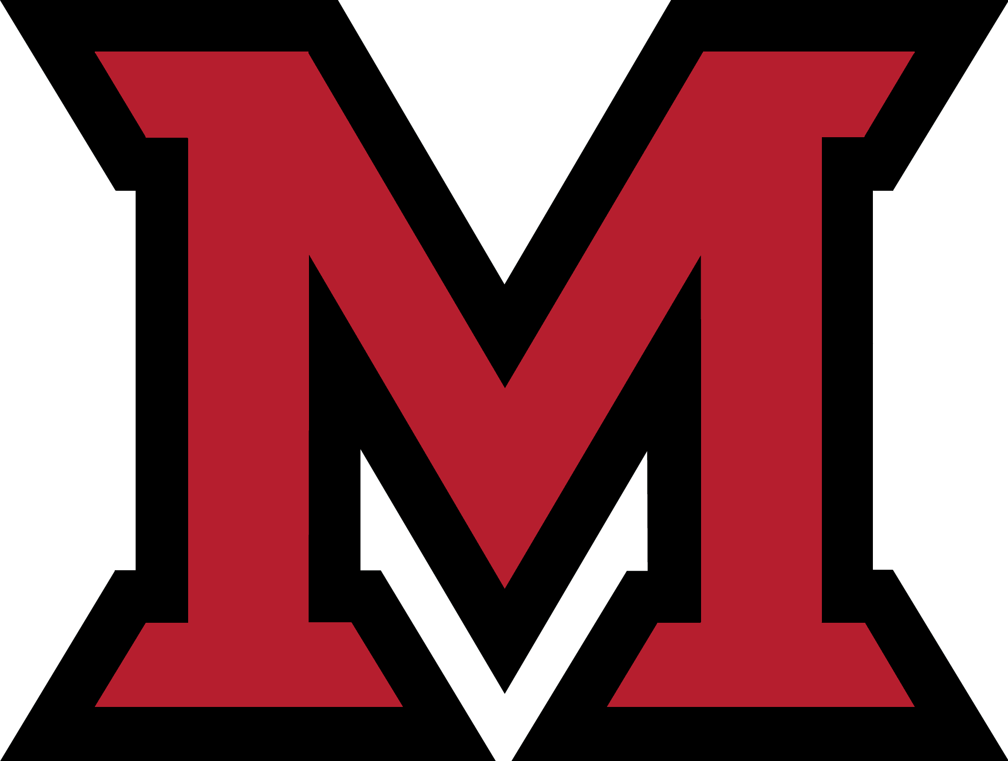 File:Miami (Ohio) Athletics wordmark.png - PNG Ohio