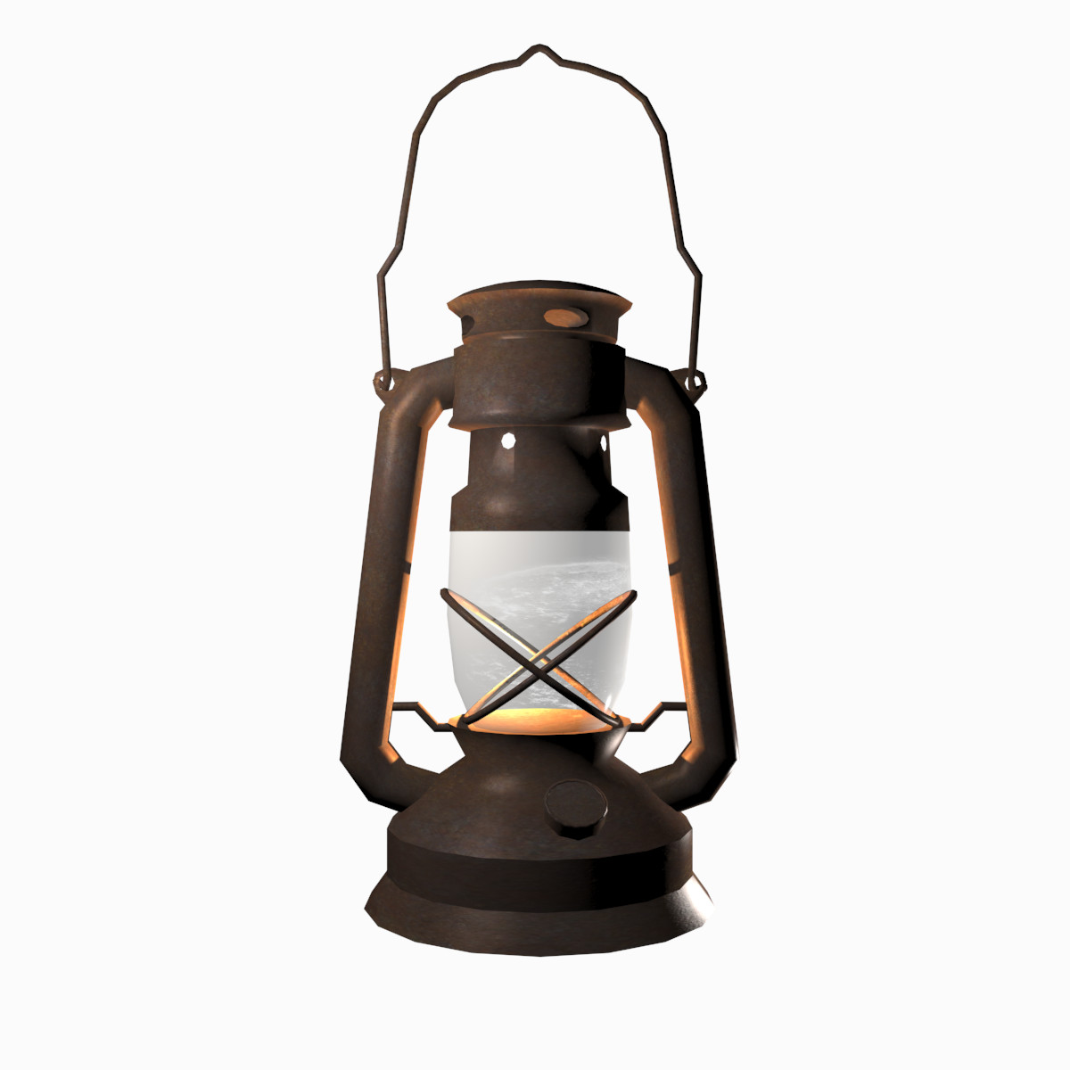 3ds max oil lamp lantern - PNG Oil Lamp