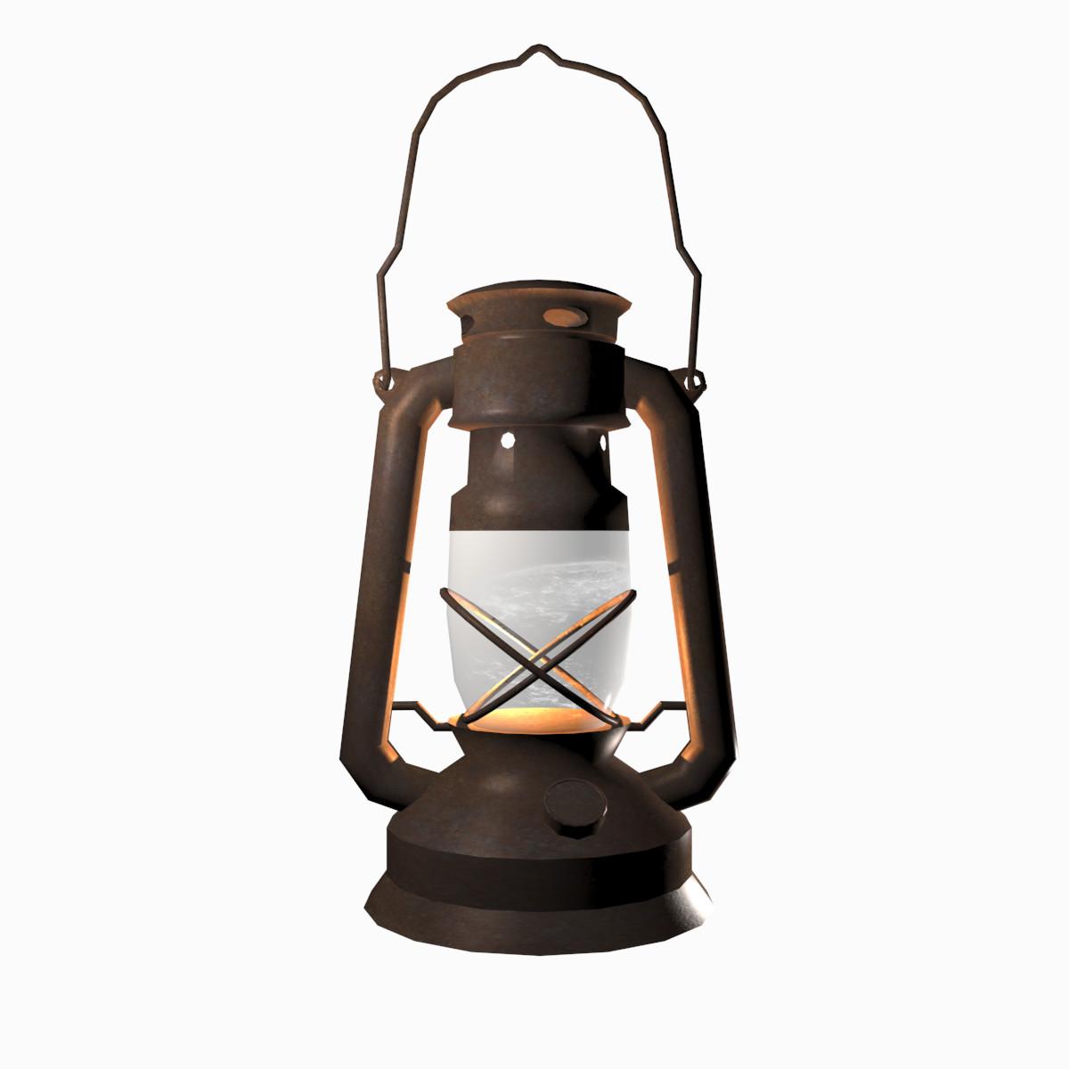 PNG Oil Lamp - 77494