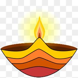 PNG Oil Lamp - 77498