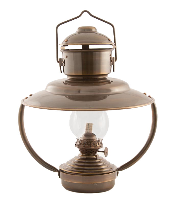. PlusPng.com oil lantern hurricane lantern lamp oil lantern antique cabin hurricane  lamp PlusPng.com  - PNG Oil Lamp