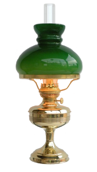 PNG Oil Lamp - 77506
