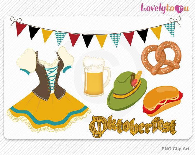 Oktoberfest Clip Art - PNG Oktoberfest Border