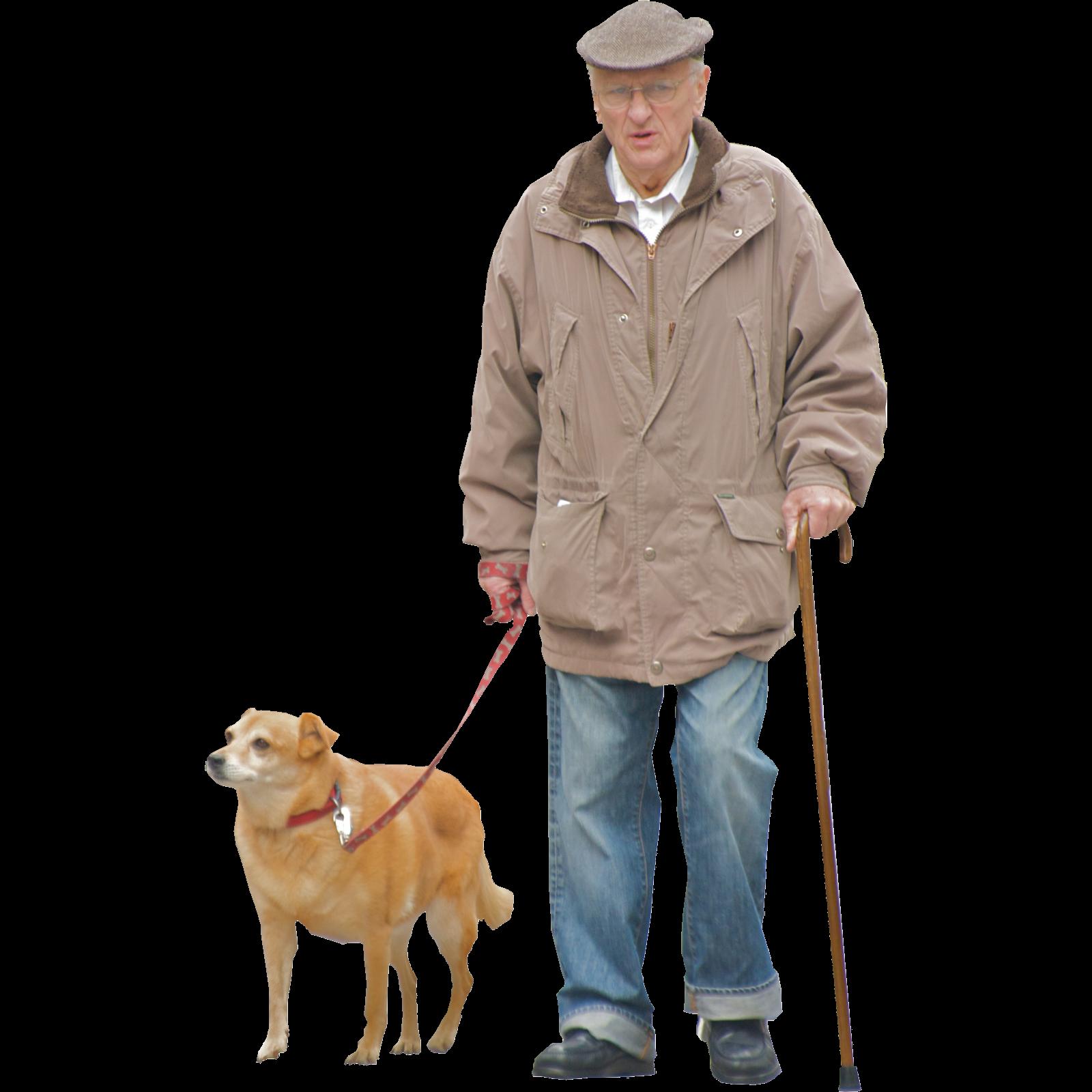 PNG Old Man - 77282