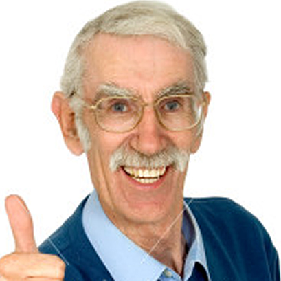 File:Michael Oldman.png - PNG Old Man