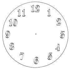 base orologio - PNG Orologio