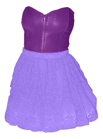 Selena Gomez Hit The Lights Outfit otro color PNG by sonii-pll PlusPng.com  - PNG Outfit