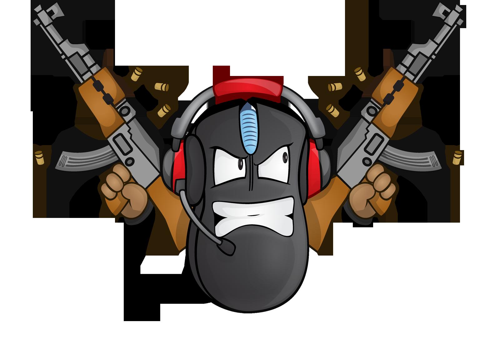 gameekstra-maskot - PNG Oyun