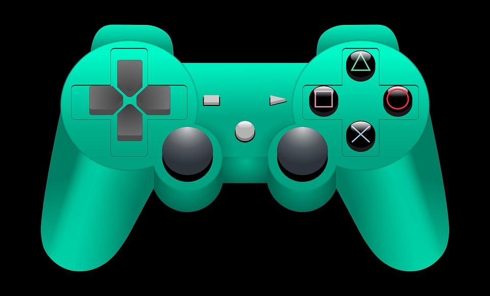 Kontrolör, Oyun Çubuğu, Playstation, Video Oyunu - PNG Oyun