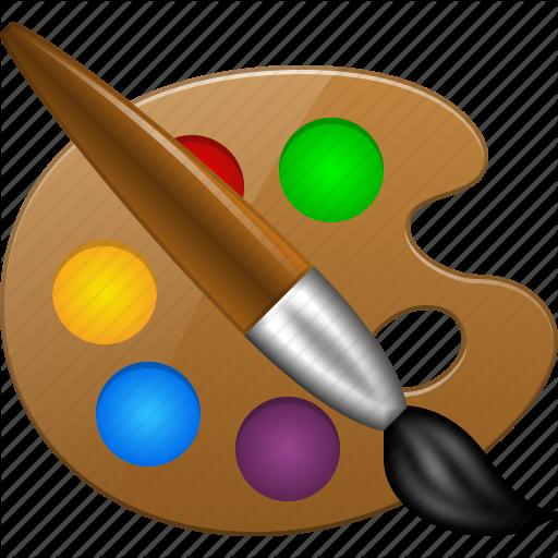 PNG Paint Palette - 73386