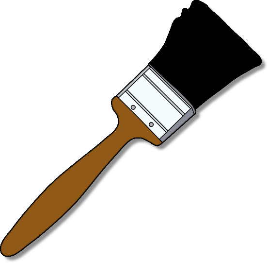 paint brush clip art png - PNG Paintbrush