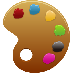 palette icon. Download PNG - PNG Pallet
