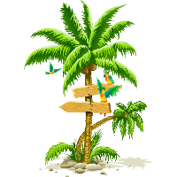 Tropical Palm Tree Png PNG Image - PNG Palm Tree