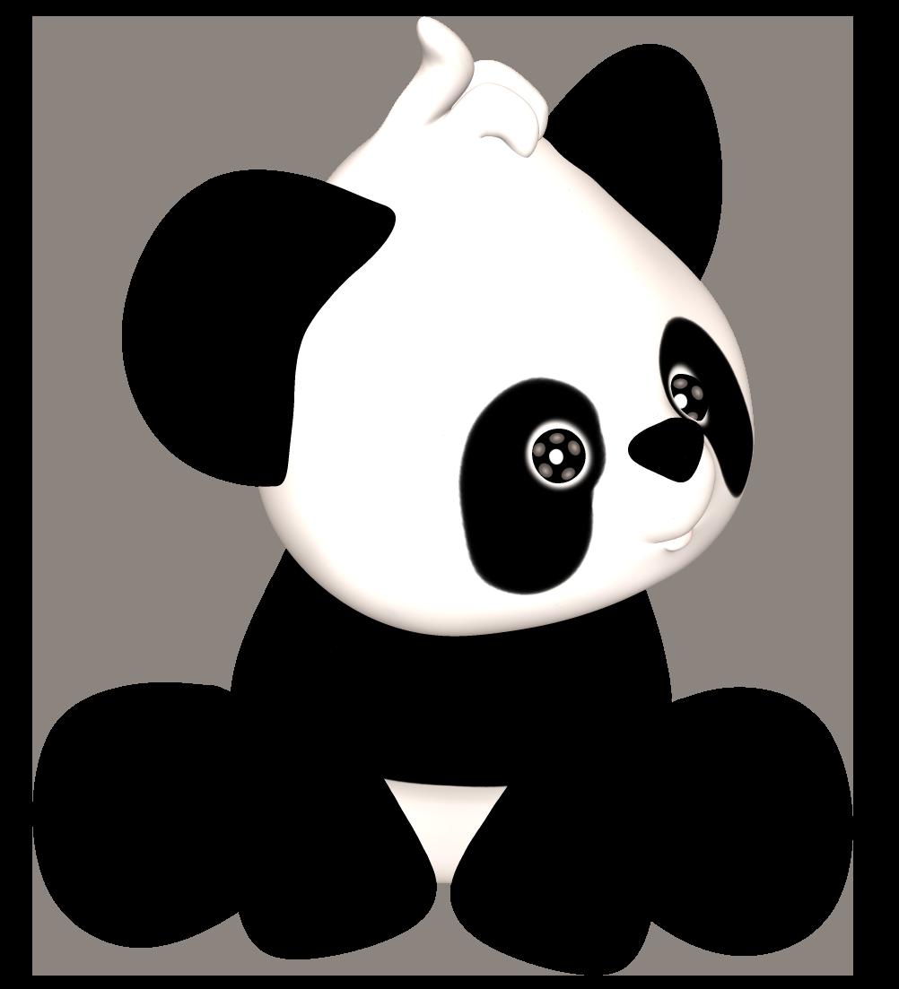 PNG Panda - 73317
