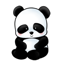 Panda.png - PNG Panda