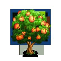 PNG Peach Tree - 164219