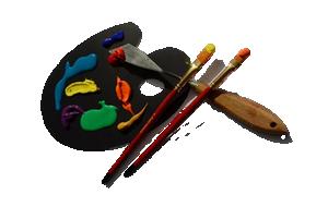 ROGER FAGES - Artiste Peintre Portraitiste - PNG Peintre Artiste