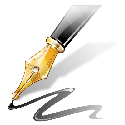 drawing, pen, signature icon. Download PNG - PNG Pen