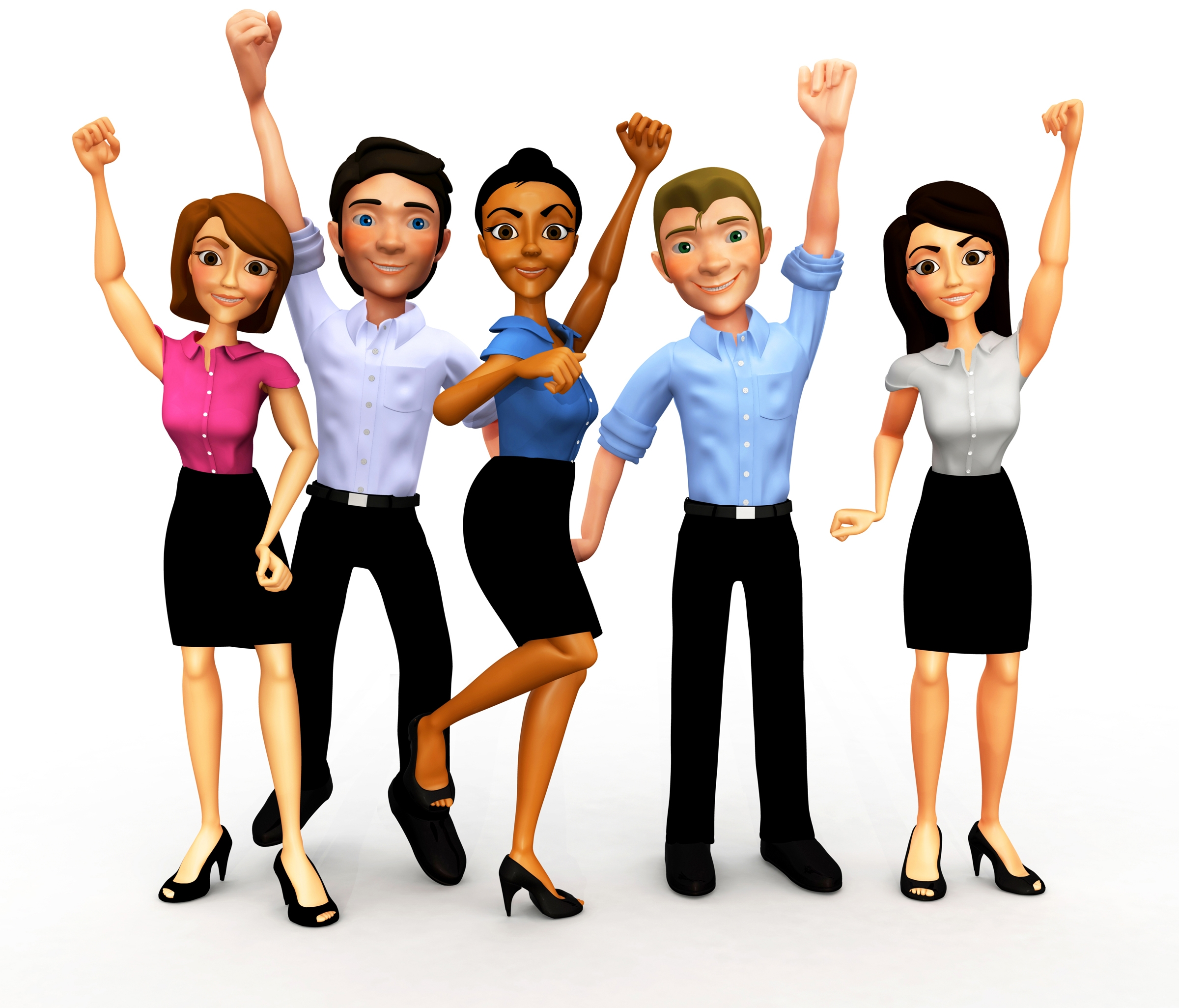 Clipart transparent office people - PNG People Working Office