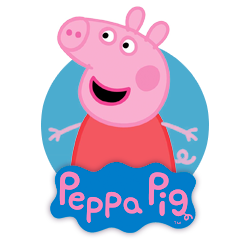 All your friends are here! - PNG Peppa Pig