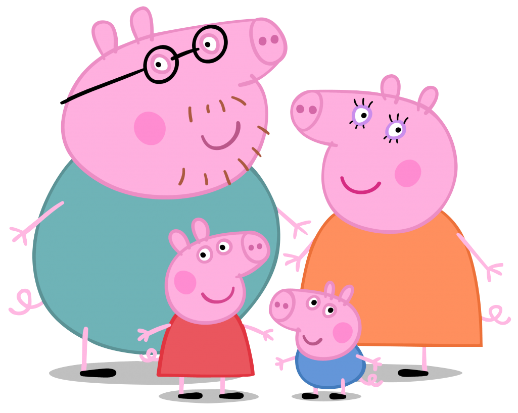 Png Peppa Pig Transparent Peppa Pigpng Images Pluspng