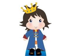 . PlusPng.com Totem Chao Pequeno Principe Festa Mod03 - PNG Pequeno Principe